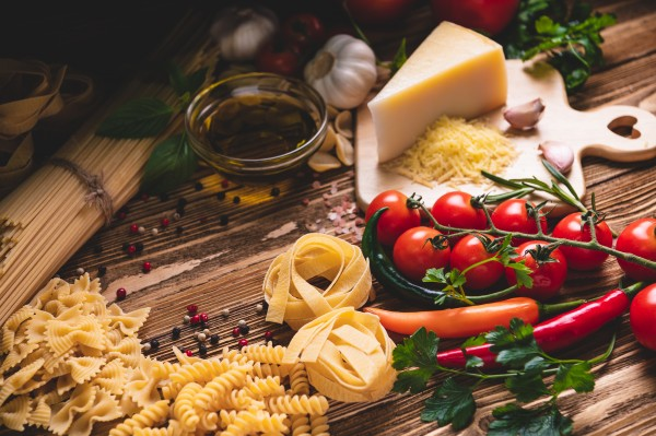 Das Beste aus Italien - Pizza, Pasta & Co.