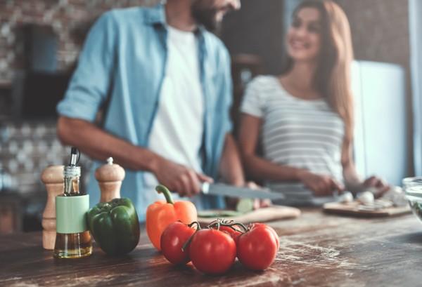 Flirt & Cook - der Abend für Singles